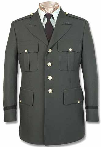 Униформа армейская зеленая мужская офицеров армии США 2002 us ... e4aca279a2d1a