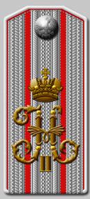 Свиты его величества генерал майоры
