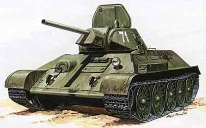 О танке Т-34. tank T-34.shtml